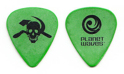 Steve Earle Green Tour Guitar Pick