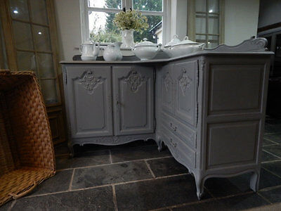 vintage french cupboard / sideboard