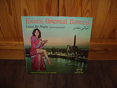 Ali Srour – Cairo by night Volume 2 / Exotic oriental dances !  Greece 1977