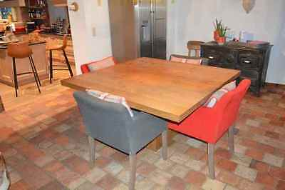 Scapa Home Table et 4 Chaises