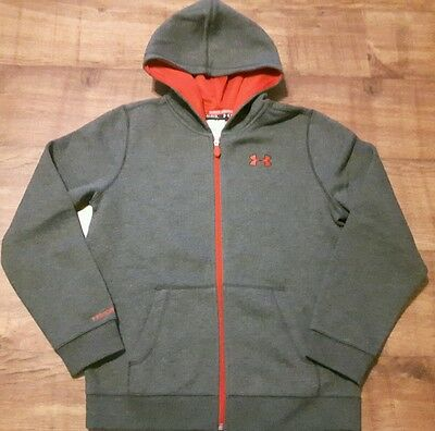 Under Armour Transit Full Zip Hoody Junior Size 11-12yrs (YLG)