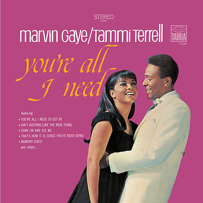 Marvin Gaye - You're All I Need