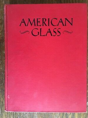 1941 Early American Glass Pattern McKearin Antique Collectors Reference Book