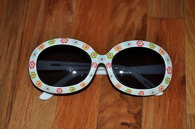 GYMBOREE Growing Flowers Toddler Girl's Sunglasses  ONE SIZE