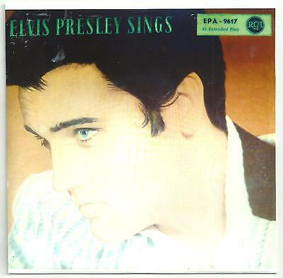 Elvis Presley EP from Germany PLUS mystery gift!!