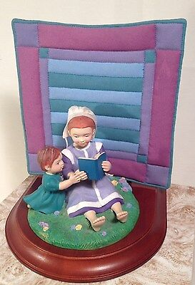 Willits Amish Heritage Collection Figurine First Edition 1993 30018 Sarah Maggie