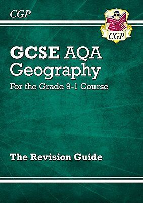 New Grade 9-1 GCSE Geography AQA Revision Guide - CGP Books (Paperback, 2016)