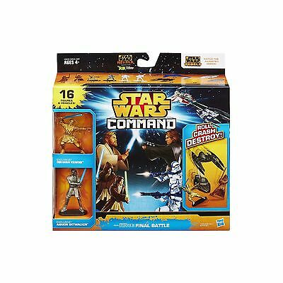 New Hasbro Star Wars Rebels Command Invasion - Final Battle Set B8948