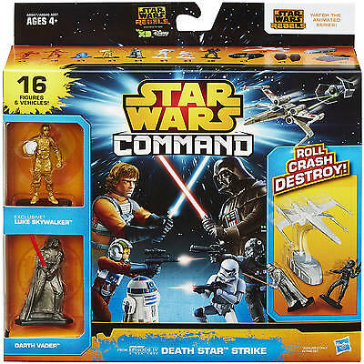 New Hasbro Star Wars Rebels Command Invasion - Death Stark Strike Set B8947
