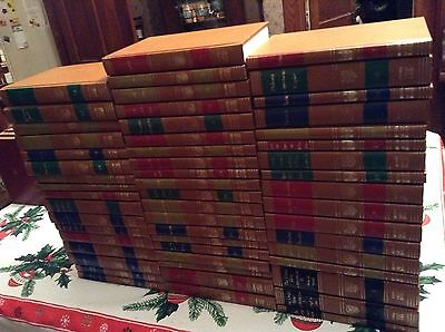 Complete 54 Vol Set 1952 HB Great Books Of The Western World Britannica Ex Cond