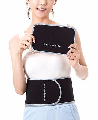 Tourmaline Multirole electricity Heating Pad and Belt for relax muscle and warm