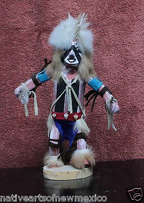 Navajo Kachina Doll Protection Handmade!!! Beautiful Artwork!! Free Shipping!!!!