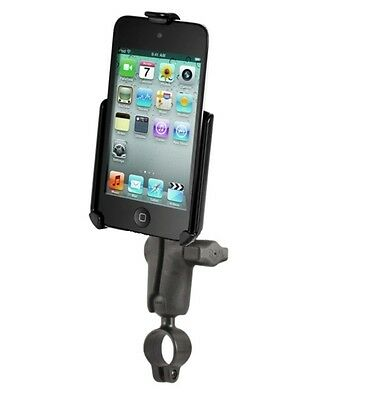 Bike Motorcycle Handlebar Mount Holder Kit fits Apple iPod touch 4th Generation