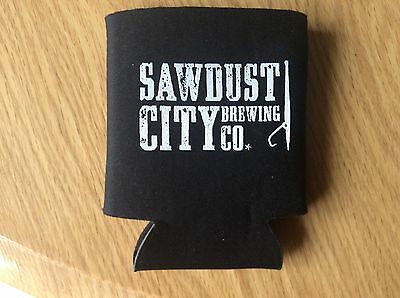 Sawdust City Brewing Company Beer Cozy Cooler