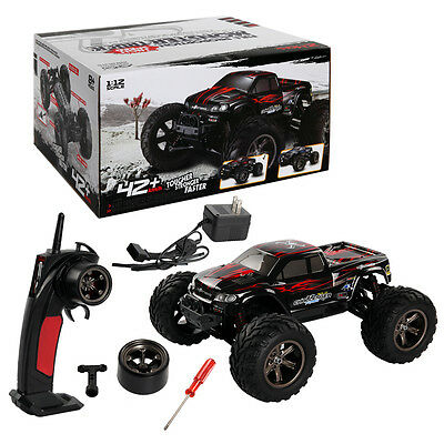 1:12 2.4G High Speed RC Monster Truck Remote Control Off Road Car Christmas Gift
