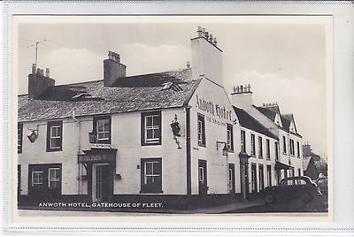 Vintage Postcard Anwoth Hotel, Gatehouse Of Fleet, Scotland