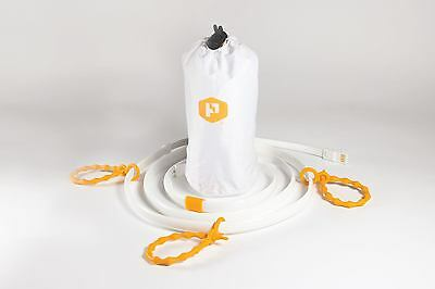 Luminoodle USB Powered LED Rope Light / Lantern Camping & Safety 10 foot