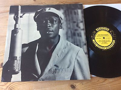 ORIGINAL LP Miles Davis Quartet ‎– The Musings Of Miles  Prestige ‎– PRLP-7007 ß