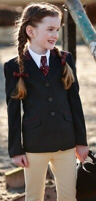 Dublin Atherstone Childs Show Competition Horse Riding Jacket Blazer ALL SIZES