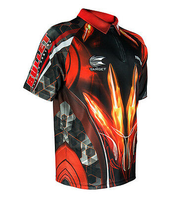 New for 2016/17 Target COOL PLAY Stephen Bunting Authentic Replica Shirt