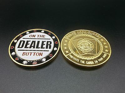 1PC Metal Dealer Button,Poker button,Texas hold'em button
