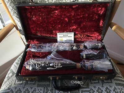 Professionally refurbished Boosey&Hawkes Imperial Symphony 1010 B Flat Clarinet