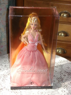 Poupee Barbie Collection  Doll In The World Annee 2007 Tbeg