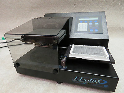 Bio-Tek Biotek ELX405VR ELX405 Microplate Washer for 96 Well Standard Microplate