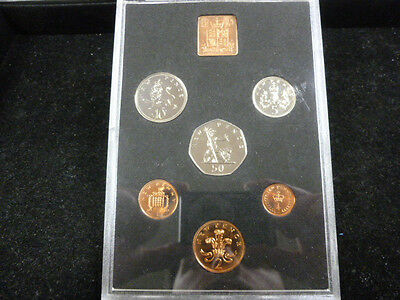 1971 Coinage of Great Britain and Northern Ireland Proof Set