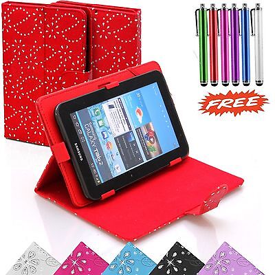360° ROTATABLE CASE Cover Stand for Argos Bush MyTablet 10