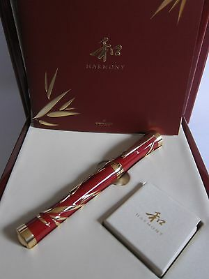 Caran d'Ache Harmony Fountain Pen Limited Edition