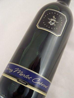 1997 WOLF BLASS Shareholders Reserve Shiraz Merlot Cabernet E Isle of Wine