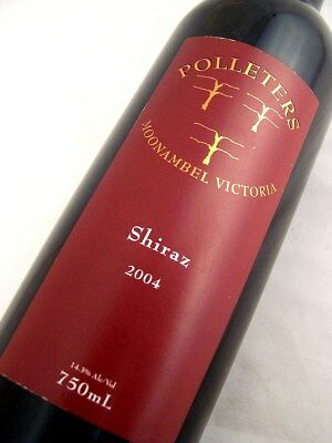 2004 POLLETERS Moonambel Shiraz Isle of Wine
