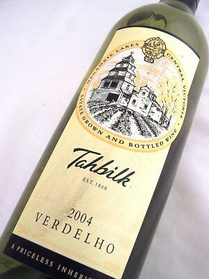 2004 CHATEAU Tahbilk Verdelho B Isle of Wine