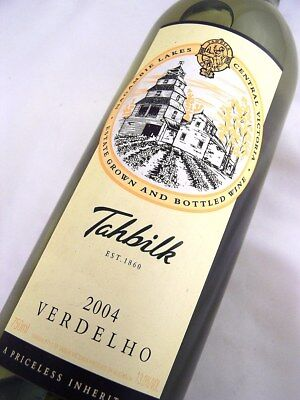2004 CHATEAU Tahbilk Verdelho A Isle of Wine