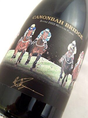 2003 CANONBAH Bridge Reserve Shiraz Isle of Wine