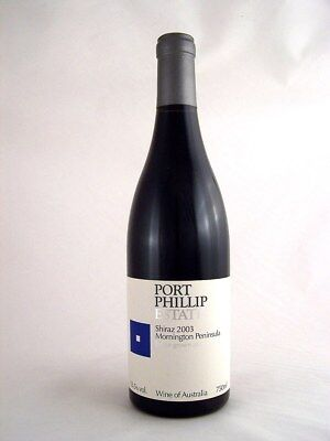 2003 PORT PHILIP Estate Shiraz Isle of Wine