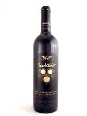 1999 WOLF BLASS Black Label Isle of Wine