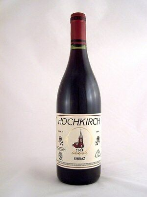 2003 HOCHKIRCH Shiraz Isle of Wine