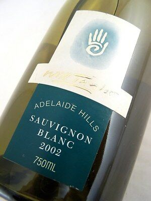 2002 WILL TAYLOR Wines Sauvignon Blanc Isle of Wine