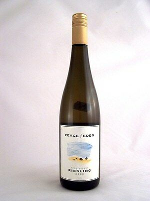 2002 ARCADIA WINES Peace of Eden Riesling A Isle of Wine