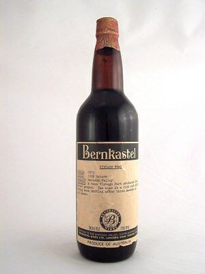 1973 BERNKASTEL WINES Mataro Vintage Port Isle of Wine