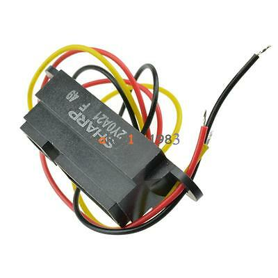 GP2Y0A21YK0F Sharp IR Analog Distance Sensor Distance 10CM-80CM Cable Arduino UK