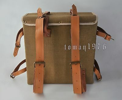 Ww2 Japan Military War Army Officer's Rucksack Pack