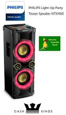 Brand New Philips NX4 Maxi Speaker System 1000W RMS