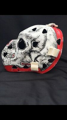 Gary Bromley Goalie Mask Replica Vintage Retro Canucks