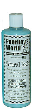 Poorboy's World Natural Look 16oz 473ml Interior Dressing & Cleaner