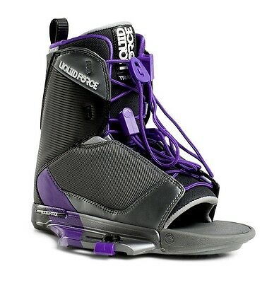Liquid Force Transit Femmes'Fixations de Wakeboard, UK 2.5-5.5. 49189