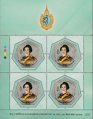 Queen Sirikit 7th Cycle Birthday Thailand 12.8.2016