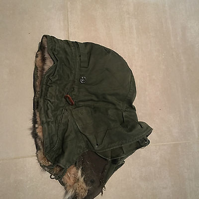 """M51  parka  HOOD, """"THICKER FABRIC""""USED A++,""""A"""" TO IDENTIFY"""